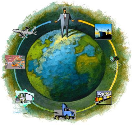 Comercio Internacional Actual - EcuRed