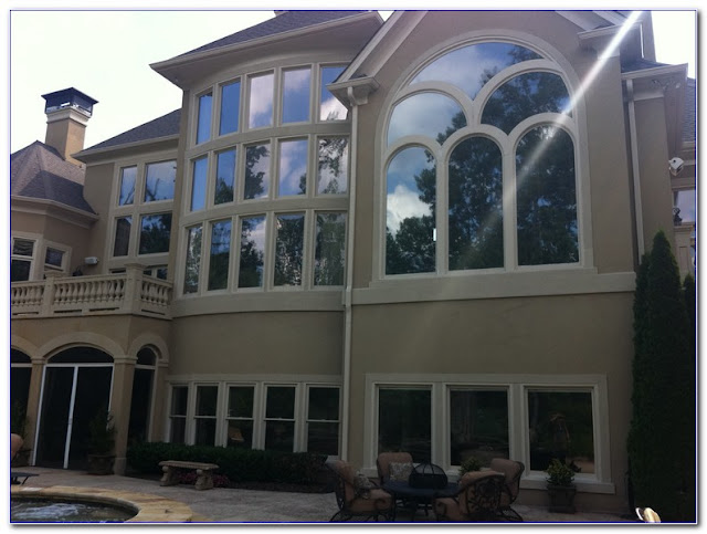 Mirror WINDOW TINT Film For Home
