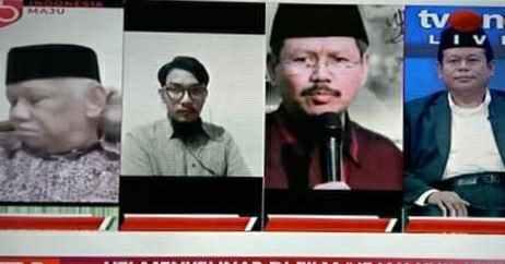 Acara Apa Kabar Indonesia Malam, TVOne,Kamis 27 Agustus 2020