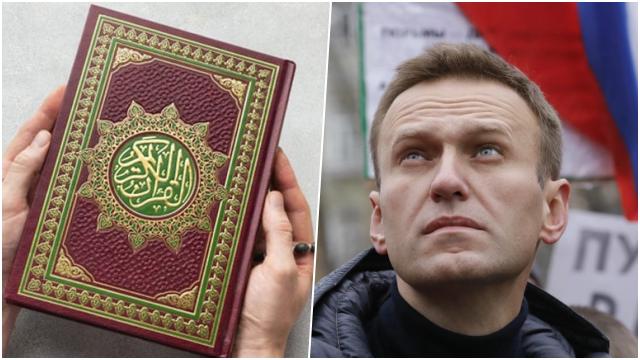 Tokoh Oposisi Rusia Alexei Navalny Ingin Pelajari Islam Selama di Penjara
