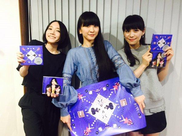 Perfume「cosmic Explorer」アナログレコード化!受注生産限定で8月3日リリース! コレ!いいモノ。