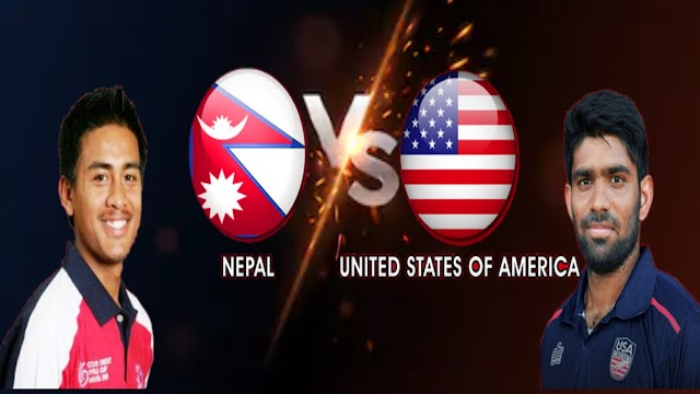 NEP vs USA Dream11 Team Prediction NEP vs USA Playing11