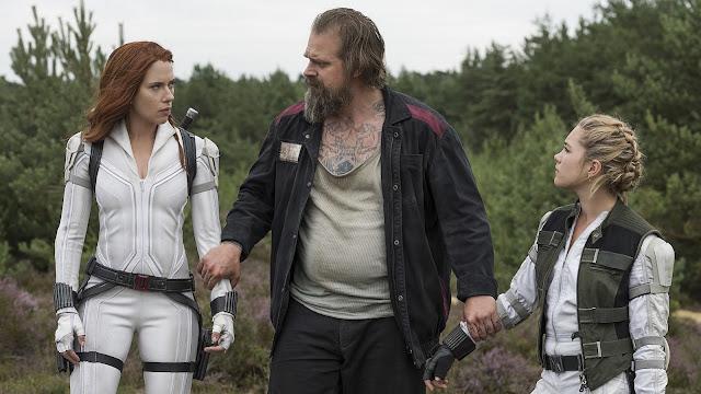 Scarlett Johansson Cate Shortland | Marvel's Black Widow