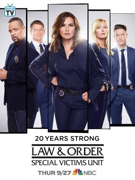 La ley y el orden: UVE Temporada 20 Latino 720p