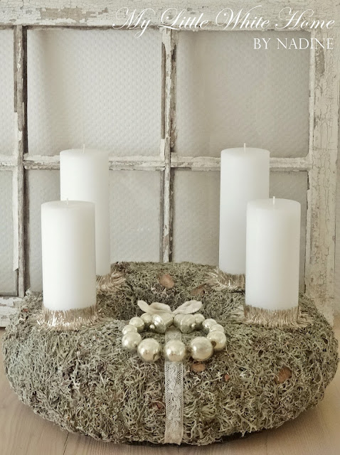 Mintgroene Kast My Little White Home By Nadine: Kerst ~ Christmas