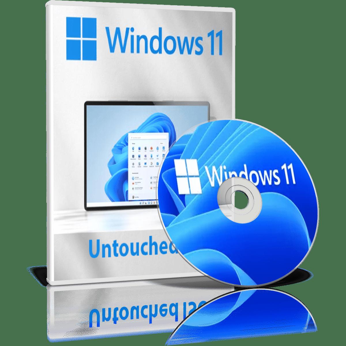 Windows 11 Pro 22000.65 Untouched ISO