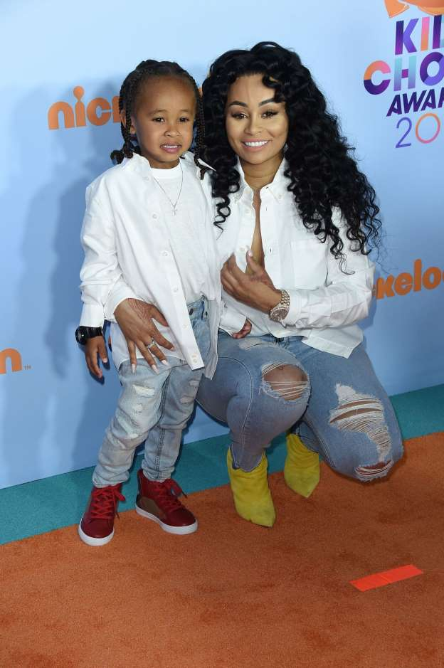 Blac Chyna unloads on Tyga during snapchat rant over child support
