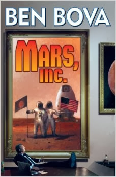 Ben Bova's Mars Inc Billionaire's Club Cover Image