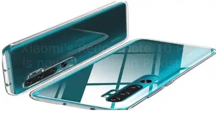 Xiaomi's Redmi Note 10 Pro