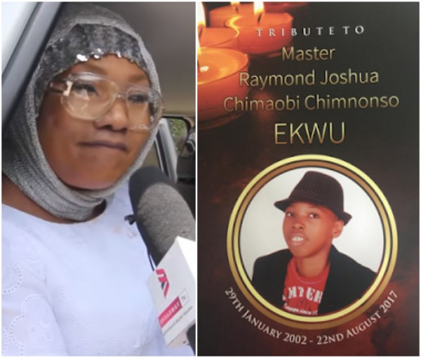 Image result for Actress Eucharia Anunobi's Emotional Letter To Her Late Son & Only Child