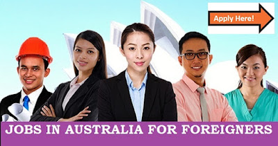 Jobs in Australia for Foreigners