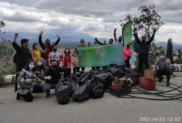 Έδρασαν και πάλι οι εθελοντές του Save your Hood σε Ναύπλιο και Άργος