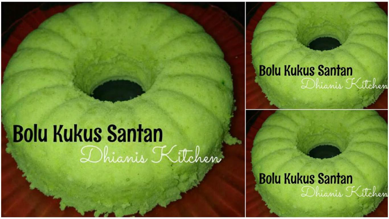 Resep Membuat Bolu Kukus Santan Warna Warni by Eryana Wijayanti
