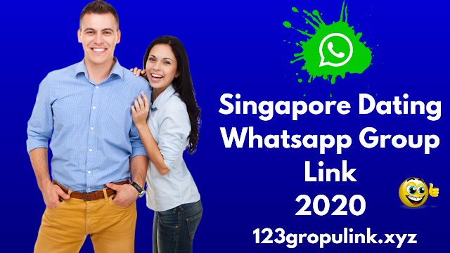 Join 300+ singapore dating whatsapp group link
