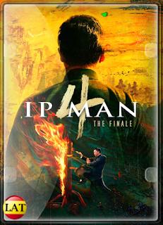 Ip Man 4 (2019) DVDRIP LATINO