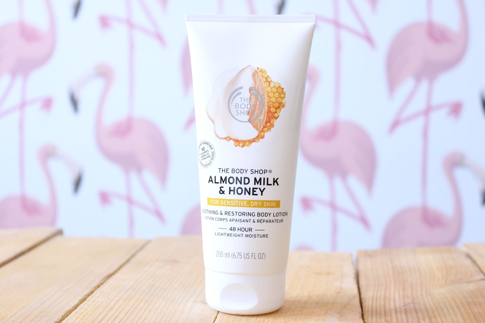 The Body Shop Almond Milk Honey