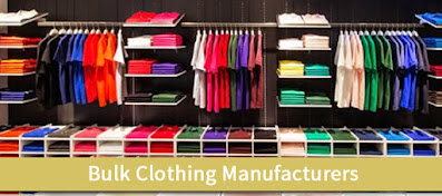 Wholesale Cheap Clothing Manufacturers