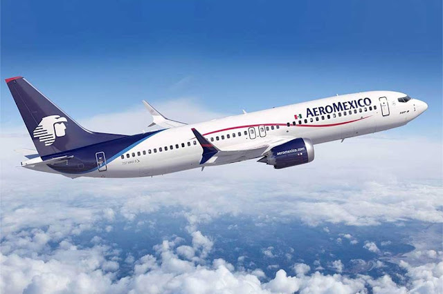 aeromexico airlines flights status number