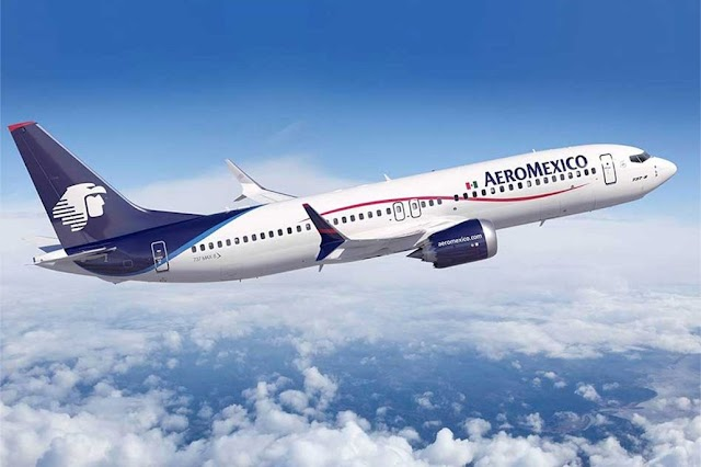 Aeromexico MX Airlines Flights Check in Status Number