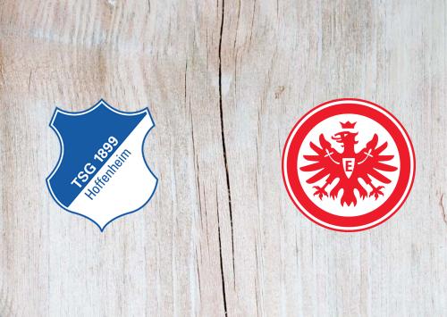 Hoffenheim vs Eintracht Frankfurt -Highlights 07 February 2021