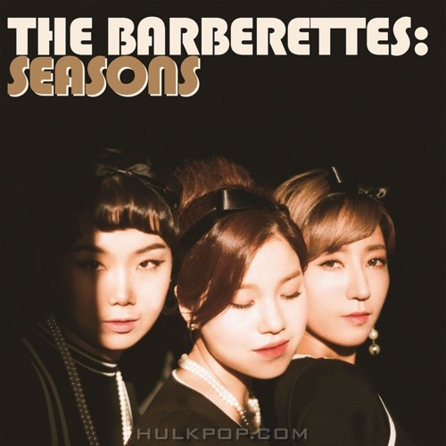 THE BARBERETTES – THE BARBERETTES SEASONS (ITUNES MATCH AAC M4A)
