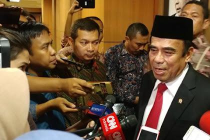 Menag Fachrul Razi Berharap BPIH 2020 Turun