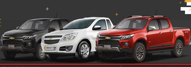 Novo Chevrolet S-10 2021