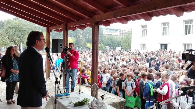 Γιάννενα: Δήμαρχος Ιωαννίνων - Η Παιδεία Και Η Γνώση Είναι Δικαίωμα Όλων Των Πολιτών Και Οι Αξίες Μας Το Μεγαλύτερο Εφόδιο Στη Ζωή