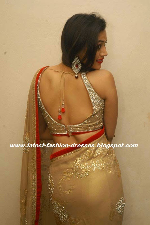 latest saree 2015
