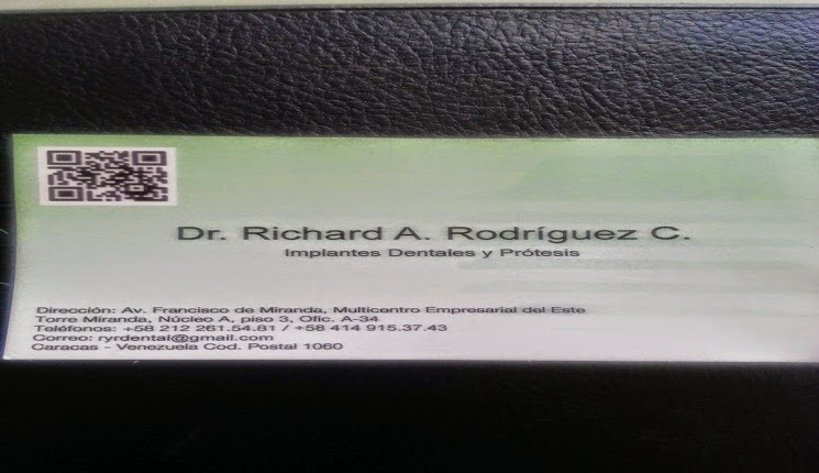 Dr Richard Rodriguez