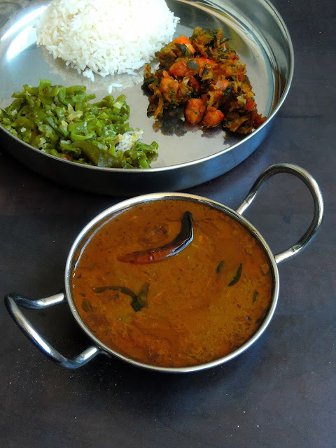 Curry Leaves Tangy gravy