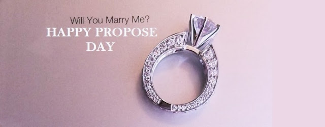 Happy Propose Day 2018 FB Cover Pic