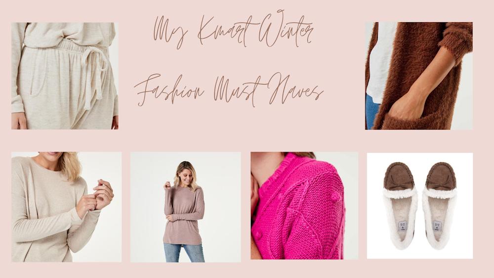 Winter Fashion Favourites | Kmart Australia