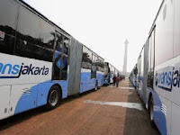 PT Transportasi Jakarta - Recruitment For SMK, D3, S1 Staff Transjakarta April 2017