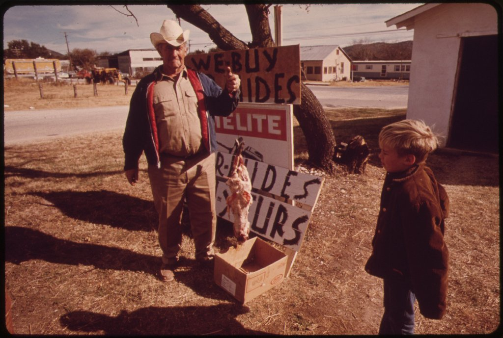 Photos Of Life In Texas In The 1970s Vintage Everyday