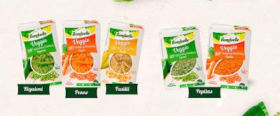 Prueba gratis Bonduelle Veggie pasta y arroz
