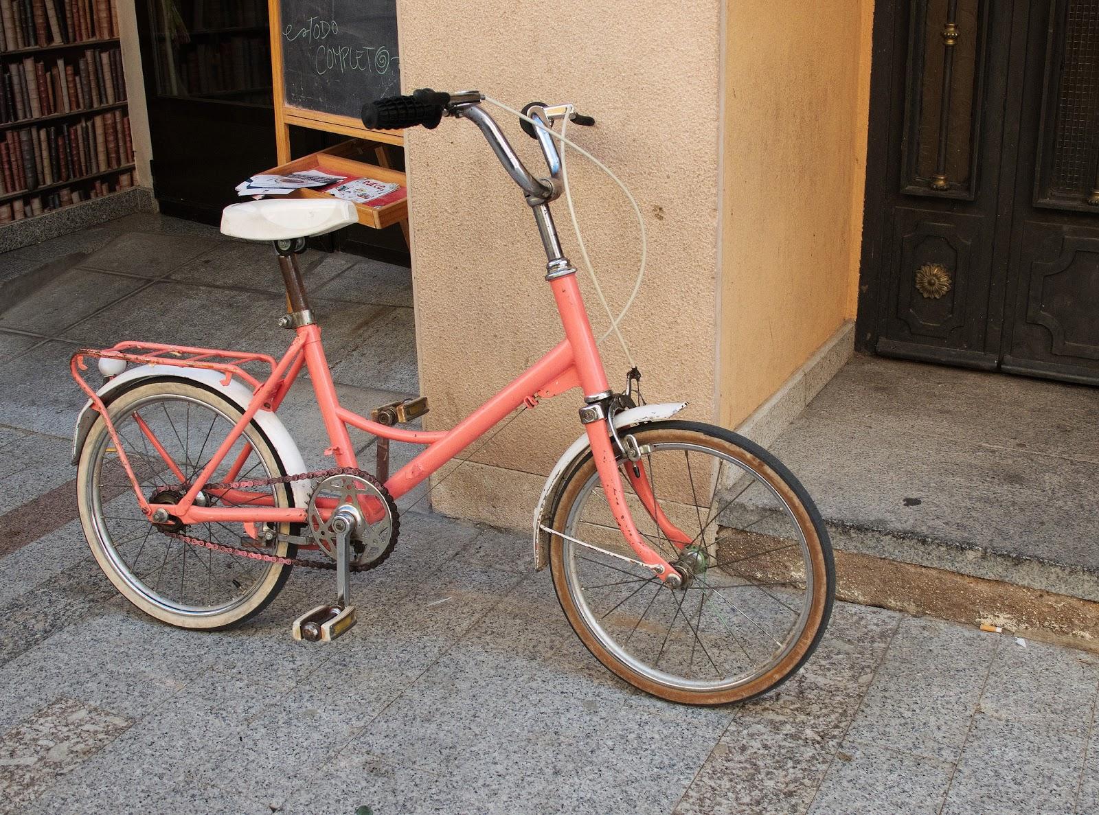 Bicicleta, Candeleda, Avila 2016