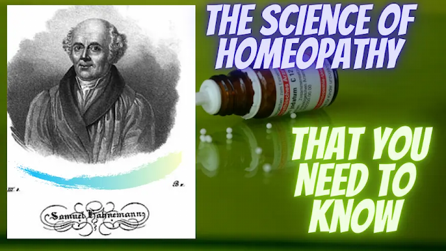 Science of Homeopathy