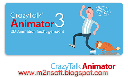 Download CrazyTalk Animator v3 01 1116 1 Pipeline + Resource