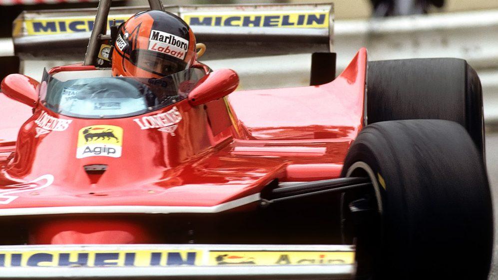 Leclerc evocou memórias da lenda canadense Gilles Villeneuve em mais de uma ocasião
