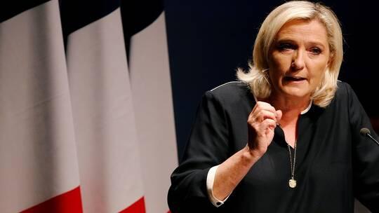 """بدعوى محاربة """"التطرف الإسلامي"""".. لوبان تدعو فرنسا إلى خطوة جديدة"""