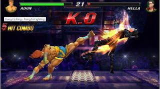 Game Kung fu King Fighting Mod Apk