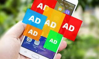 Pubblicità Android