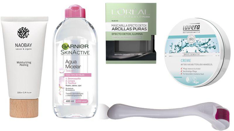 10 productos cosméticos por menos de 10 euros