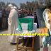 تشييع جثمان الشهيد معاندي عيسى ببلدية تاوقريت