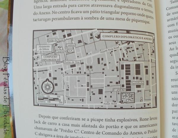 Resenha, livro, 13-Horas, Mitchell-Zuckoff, Bertrand-Brasil, opinião, trechos, atentado, líbia, eua, benghazi, mapa