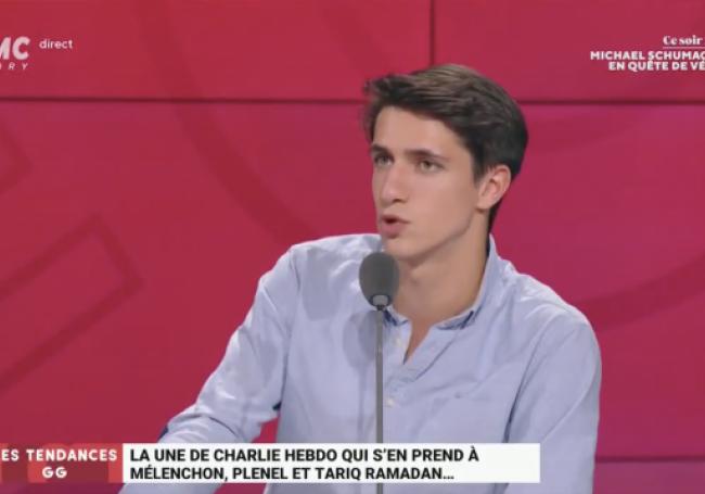 """VIDÉO : Maxime Lledo tance """"ces gens de gauche qui ont abandonné Charlie Hebdo...!"""""""