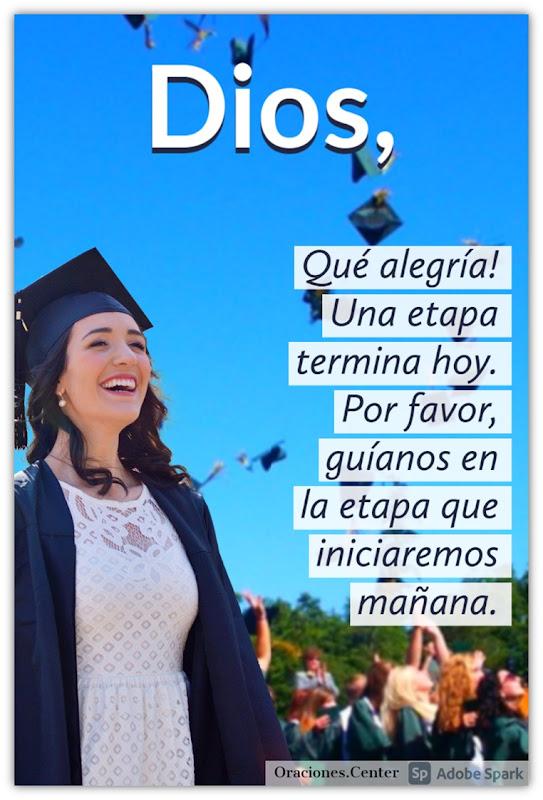 Oración de Graduación 2021