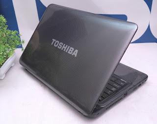 Jual Laptop Bekas1 Jutaan Toshiba L645 Core i3