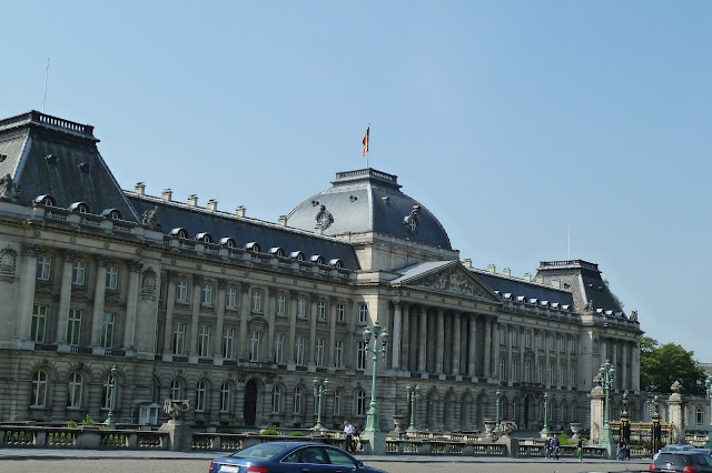 Palácio Real de Bruxelas - Bélgica